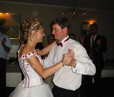 Brudevalsen, 17. juli 2004
